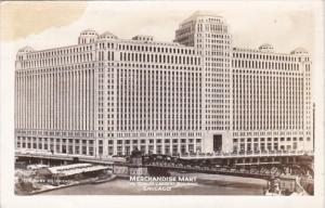 Illinois Chicago Merchandise Mart 1946 Real Photo