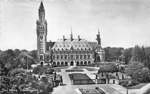 Netherlands, Den Haag, Vredespaleis, The Hague Peace Palace, Echte Foto