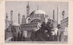 Castle, Greece, 1910-1920s