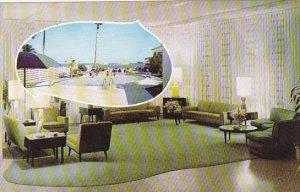 Rio Hotel Motel Pool Miami Beach Florida