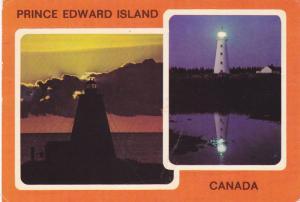 Lighthouse , Prince Edward Island , Canada , 1960-80s