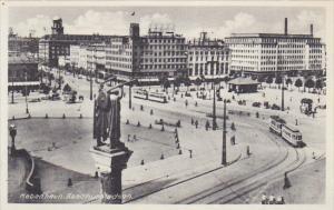 Raadhuspladsen, KOBENHAVN, Denmark, 1910-1920s