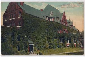 University of MO, Columbia MO