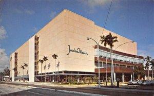 Jordan Marsh Miami, Florida Postcard