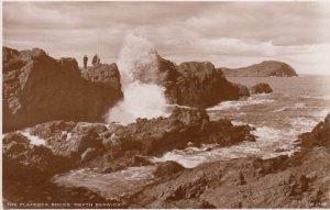 RP: North Berwick, Scotland , UK, 20-30s ; The Platcock Rocks
