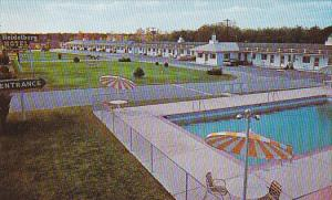 Heidelberg Motel , U.S. Highway 301 , WALDORF , Maryland , 40-60s