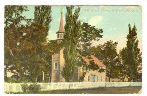 French Church, Grand Pre , Nova Scotia,Canada,PU-1913