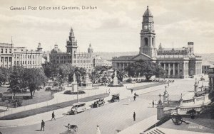 DURBAN , South Africa , 00-10s ; Post Office