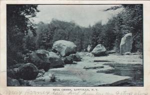 Mill Creek, LOWVILLE, New York, PU-1907