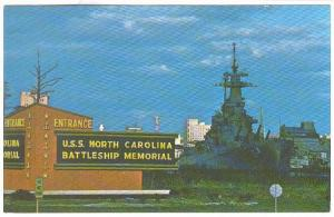 U.S.S. Battleship, Wilmington, North Carolina, 40-60s