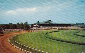 Delaware Park Race Track And Grandstand  Wilmington Delaware