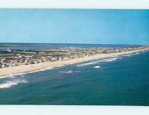 Unused Pre-1980 SCENE AT BEACH Fenwick Island Delaware DE M7001