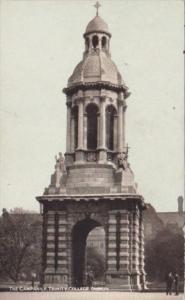 Ireland Dublin The Campanile Trinity College