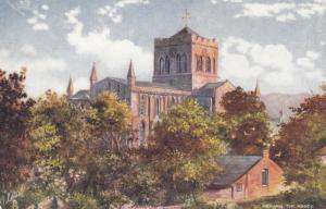 HEXHAM , England , 1900-10s ; Abbey  ; TUCK 7027