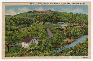 State 4-H Camp Jacksons Mills between Weston and Clarksburg, W. Va.