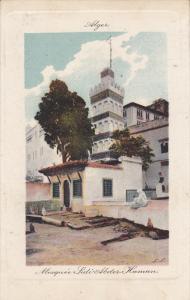 ALGER , Mosquee Sidi Alder Haman , 00-10s
