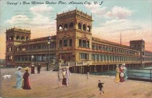 New Jersey Atlantic City Youngs New Million Dollar Pier 1911