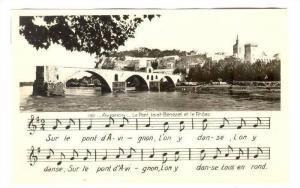 RP, Le Pont Saint-Benezet Et le Rhone, Avignon (Vaucluse), France, 1920-1940s