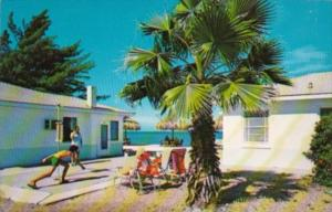 Florida Indian Rocks Beach The Mermaid Motel 1978
