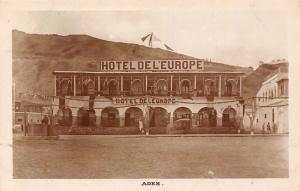 Yemen Aden, Hotel de l'Europe