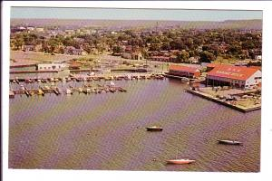 Marine Dock, Hamilton Harbour, Ontario, Oakman