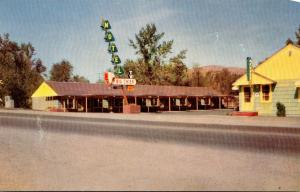 Montana Missoula Big Chief Motel