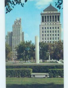 Unused Pre-1980 BELL TELEPHONE BUILDING St. Louis Missouri MO G0761-12
