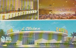 Florida Pompano Beach St Clairs Cafeteria