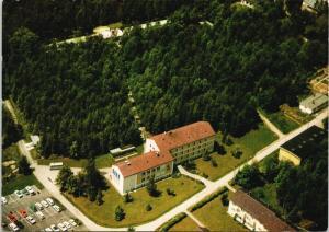 Zollhundeschule Dog School Neuendettelsau Germany Postcard D58 UNUSED