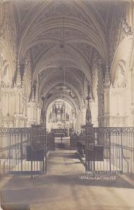 RP; SAVOIE, France; 00-10s; Interieur de L´Eglise, Abbaye D´ Hautcombe