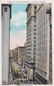 TORONTO, Canada, 1900-10s; View of Yonge Street Looking North
