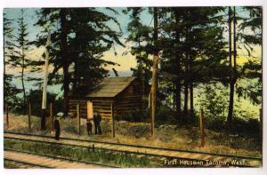 First House in Tacoma Wash