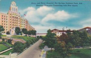 Arkansas Hot Springs Army and Navy Hospital