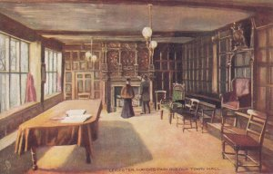 LEICESTER , England , 1900-10s ; Mayor's Parlour , Old Town Hall ; TUCK 7008