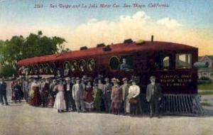 San Diego & La Jolla Motor Car