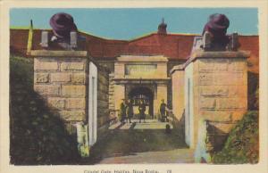 Citadel Gate, HALIFAX, Nova Scotia, Canada, 1930-1940s
