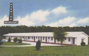 North Carolina Manning Manning Motor Court