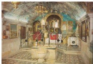 Postcard - Jacob's Well Nablus Israel 582