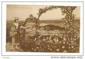 RP NICE.- Entre les fleurs, 00-10s France