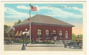 Post Office, Columbia, Mo., 1910-20s