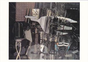 Studio V by Georges Braque