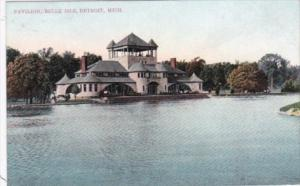 Michigan Detroit The Pavilion Belle Isle