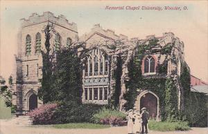 Memorial Chapel University, WOOSTER, Ohio, 1900-1910s