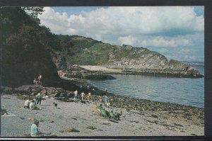 Devon Postcard - Fishcombe & Churston Coves, Near Brixham  RS9972