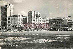 Postcard Modern Durban Beach