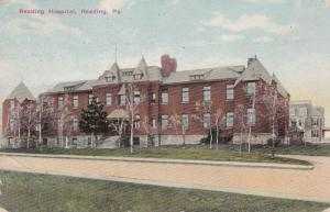 Reading Hospital , READING , Pennsylvania ; PU-1912