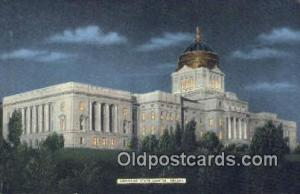 Helena, Montana, MT  State Capital, Capitals Postcard Post Card USA  Helena, ...