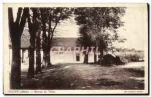 Old Postcard Neuvy Tobacconist