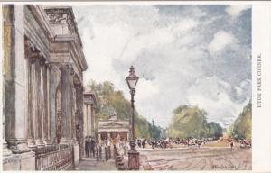 AS: John Fulleylove, LONDON, Hyde Park Corner, England, United Kingdom, 00-10s
