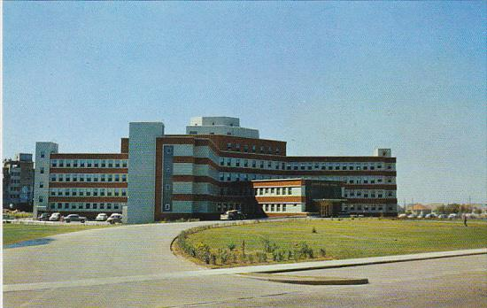 Canada Municipal Hospital Lethbridge Alberta